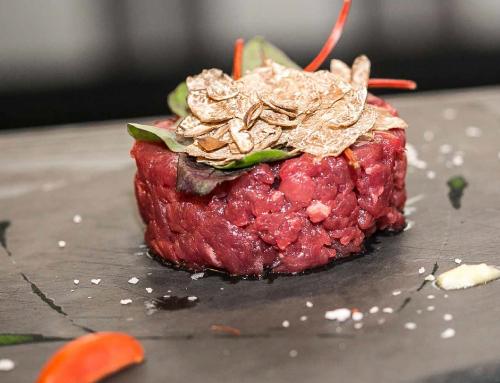 Tartare di carne…perfetta così
